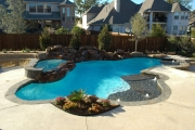 <h5>Custom Pool Design - Frisco</h5><p>Signature Pools & Spas - Custom Swimming Pools</p>