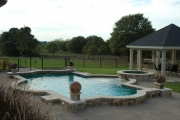 <h5>Outdoor Design - Grapevine</h5><p>Signature Pools & Spas - Custom Swimming Pools</p>