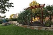<h5>Trellises - Plano</h5><p>Signature Pools & Spas - Custom Swimming Pools</p>