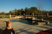 <h5>Patio Stonework - Southlake</h5><p>Signature Pools & Spas - Custom Swimming Pools</p>