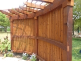 <h5>Trellises - Trophy Club</h5><p>Signature Pools & Spas - Custom Swimming Pools</p>