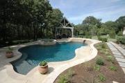 <h5>Landscape Design - Southlake</h5><p>Signature Pools & Spas - Custom Swimming Pools</p>