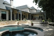 <h5>Custom Pool Spa - Murphy</h5><p>Signature Pools & Spas - Custom Swimming Pools</p>