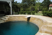 <h5>Pool Renovation - Keller</h5><p>Signature Pools & Spas - Custom Swimming Pools</p>