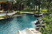 <h5>Outdoor Living - Colleyville</h5><p>Signature Pools & Spas - Custom Swimming Pools</p>