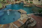 <h5>Custom Pool Spa - Plano</h5><p>Signature Pools & Spas - Custom Swimming Pools</p>