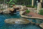 <h5>Outdoor Design - University Park</h5><p>Signature Pools & Spas - Custom Swimming Pools</p>