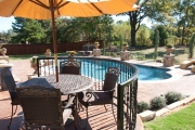 <h5>Fences and Gates - Keller</h5><p>Signature Pools & Spas - Custom Swimming Pools</p>