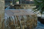 <h5>Pool Waterfalls - Argyle</h5><p>Signature Pools & Spas - Custom Swimming Pools</p>